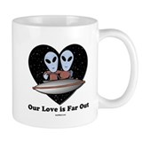 Love Valentine's Day Small Mugs