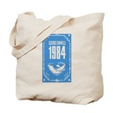 1984 - George Orwell Tote Bag