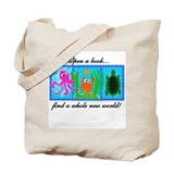 Reading Adventures Tote Bag