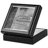 The Entrance Keepsake Box