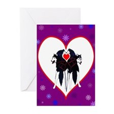 Valentine Greeting Cards (Pk of 10)