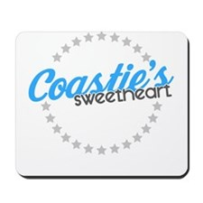 Coastie's Sweetheart Mousepad