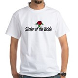 """Sister of the bride""  Shirt"