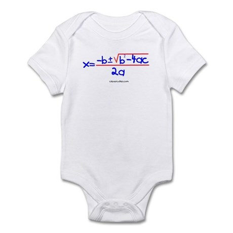 Quadratic Equation Infant Creeper
