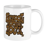 Schoolhouse Rock TV X 2 Coffee Mug