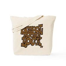 Schoolhouse Rock TV Tote Bag