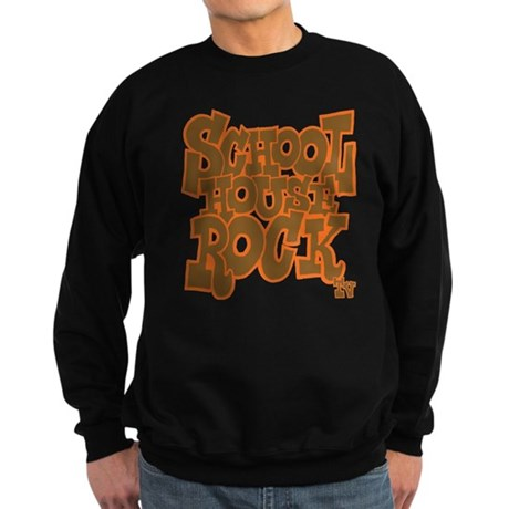 Schoolhouse Rock TV Sweatshirt (dark)