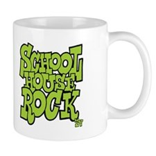 Schoolhouse Rock TV X 2 Mug