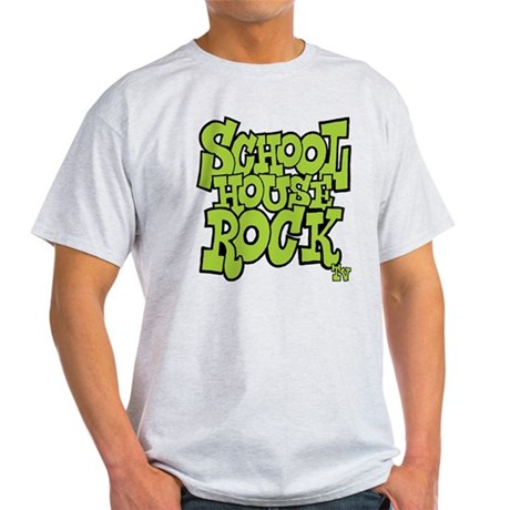 Schoolhouse Rock TV Light T-Shirt