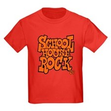 Schoolhouse Rock TV Kids Dark T-Shirt