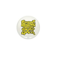 Schoolhouse Rock TV Mini Button