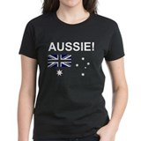 Women's Aussie Red T-Shirt