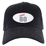 Officially 80 Baseball Cap