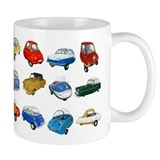 Cute Travel bug Small Mug
