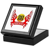 80 Rocks Keepsake Box