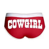 Cowgirl Women's Boy Brief