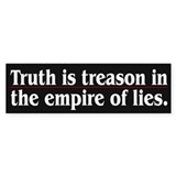 Ron Paul Quote - Bumper Sticker