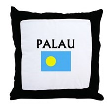 Foreigner Throw Pillow
