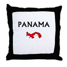 Unique Panama Throw Pillow