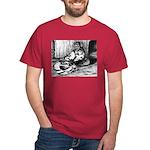 Splash English Trumpeter Black T-Shirt