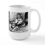 Splash English Trumpeter Large Mug