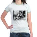 Splash English Trumpeter Jr. Ringer T-Shirt