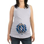 Los Angeles Harbor Police Women's Cap Sleeve T-Shi