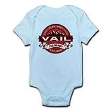Vail Red Infant Bodysuit