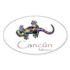 Cute Cancun Decal