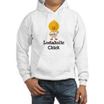 I Heart Sawyer Chick Hooded Sweatshirt