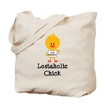 I Heart Sawyer Chick Tote Bag