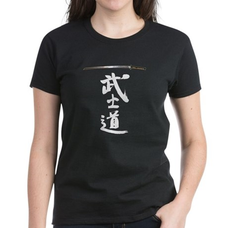 Bushido Women's Dark T-Shirt