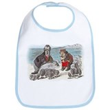 The Walrus and the Carpenter Bib