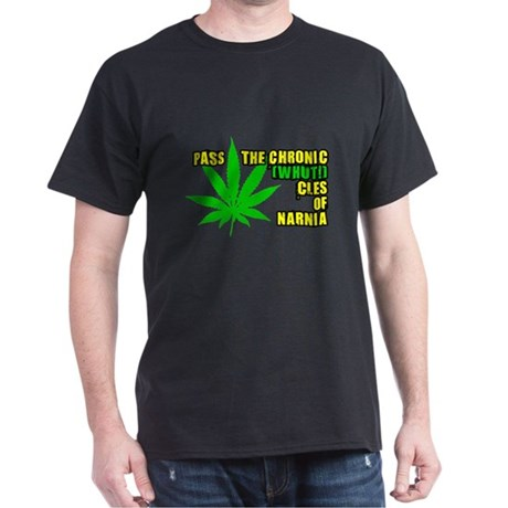 Pass the Chronic-WHUT-cles of T-Shirt