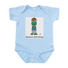 Miniature Golf Champ Infant Creeper