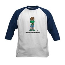 Miniature Golf Champ Tee
