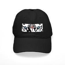 White Tiger Baseball Hat
