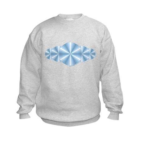Winter Illusion Kids Sweatshirt