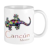 Funny Cancun city Mug
