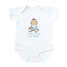 I made a Twosie in my Onesie. Infant Bodysuit