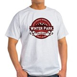 Winter Park Red T-Shirt