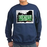 Decatur Av, Bronx, NYC Sweatshirt