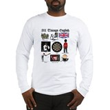 All Things English Long Sleeve T-Shirt