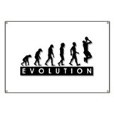 Evolution of the Basketball P Banner