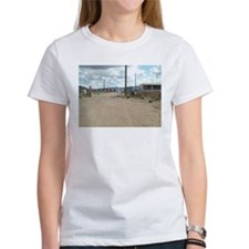 Rachel Back Gate to Area 51 Tee