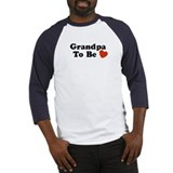 Grandpa To Be Baseball Jersey