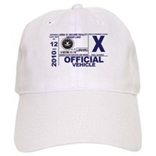 Area 51 Parking Pass Baseball Cap
