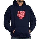 I Love You Valentine's Day Hoodie