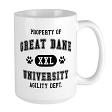 Property of Great Dane Univ. Mug