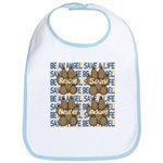 Be An Angel Save A L:ife Bib
